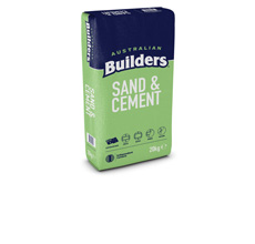Sand & Cement Mix