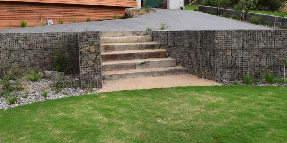 Gabion Cages The Rock Yard Albury Wodonga