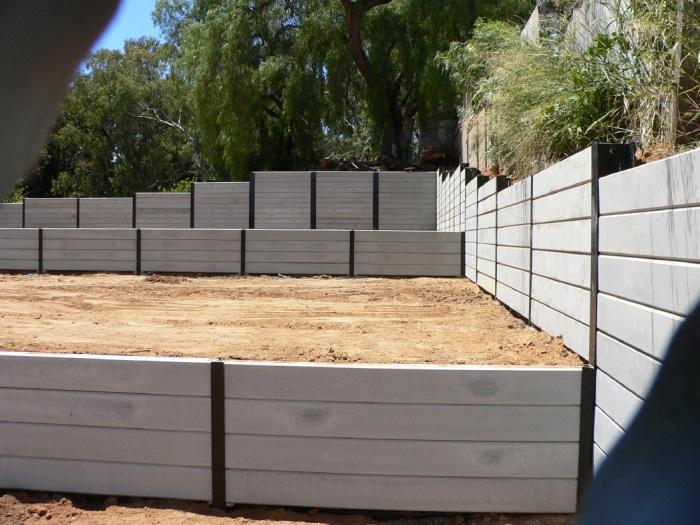 Concrete Sleepers The Rock Yard Albury Wodonga