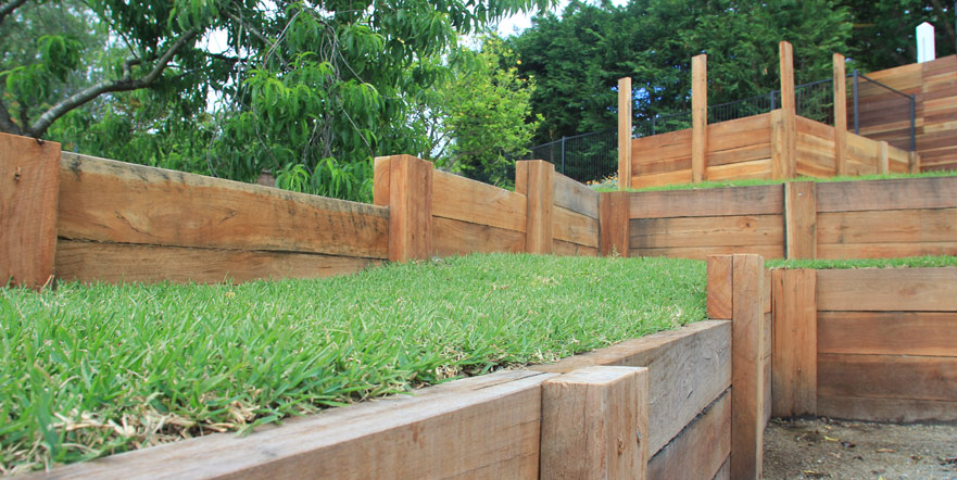 Treated Pine Sleepers The Rock Yard Albury Wodonga