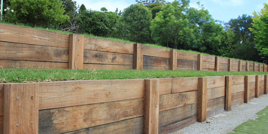 Treated Pine Sleepers The Rock Yard Albury Wodonga