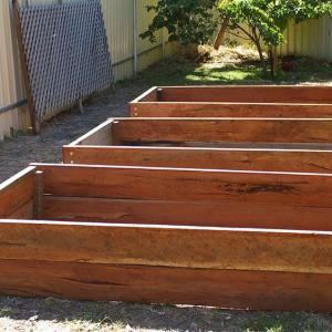 Red Gum Sleepers